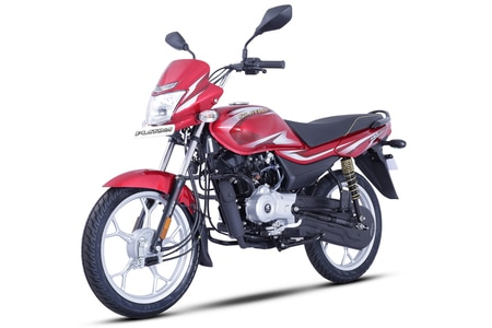 Updated Bajaj Platina 100 Electric Start Launched At Rs 53,920