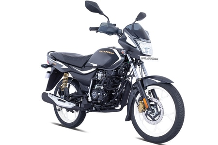 BREAKING: 2021 Bajaj Platina 110 With Single-Channel ABS Launched At Rs 65,920
