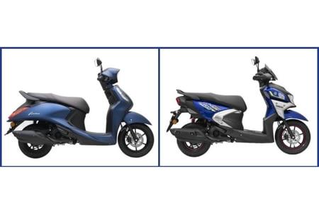 Yamaha Fascino 125, RayZR 125 Prices Hiked
