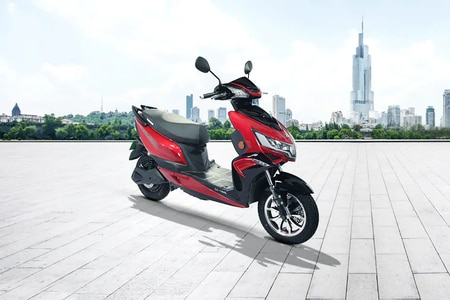 Soaring Fuel Prices See Okinawa Electric Scooters Clock Record Sales
