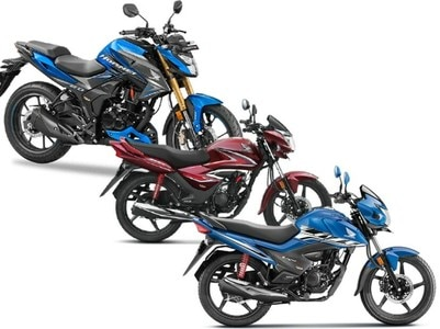 Honda Two-wheelers Price List For April 2021