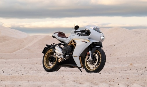 2021 MV Agusta Superveloce 800 Is Here And It's Gorgeous!