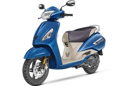 TVS Jupiter Now Offered At Low Rate Of Interest