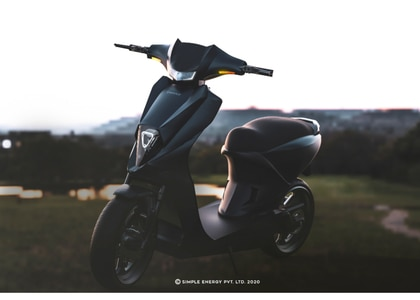The Simple Energy Mark 2 Electric Scooter Finally Has A Launch Date