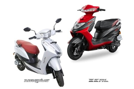 Ampere Zeal, Magnus Pro Electric Scooter Prices Slashed By Rs 9,000