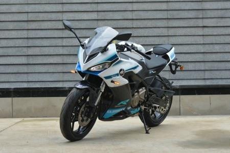 QJ Motor Sai 350 Gets BMW S 1000 RR's Face And Yamaha R15's Rear