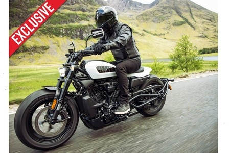 EXCLUSIVE: Harley-Davidson Sportster S To Debut In India This Year