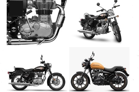 Royal Enfield Classic 350: One Engine, Different Personalities