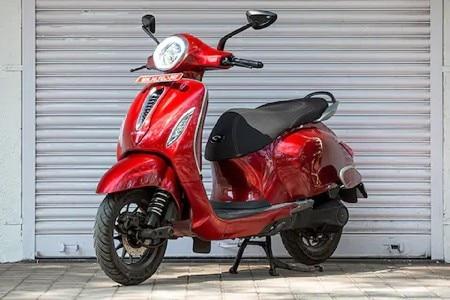 Buy Or Hold: Bajaj Chetak Electric Scooter