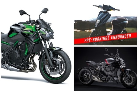 Weekly Two-wheeler News Wrap-up: 2021 Classic 350 Spotted, 2022 Kawasaki 650cc Range Launched, Simple One And More!