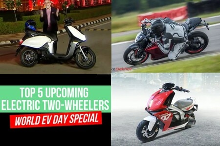 Top 5 Upcoming Electric Two-wheelers To Look Forward To: Hero Electric Scooter, Ultraviolette F77, Honda Activa Electric And More