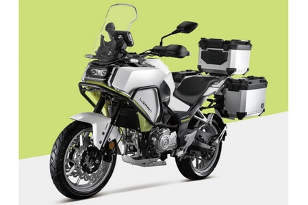 Weird Flex: Meet Pan China, The Affordable Alternative To The Pan America 1250