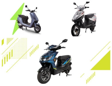 Top 5 Low-Speed Electric Scooters You Can Buy In India Right Now