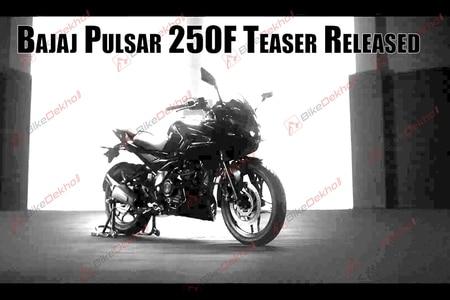 Bajaj Pulsar 250 Official Teaser Out, Interesting Launch Details Revealed