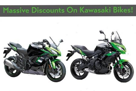 Kawasaki India Announces Discounts Of Up To Rs 60,000
