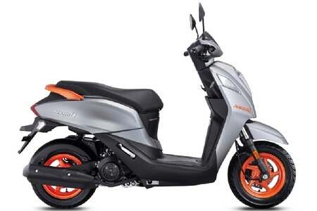 Honda Launches The NS110Q Scooter In China