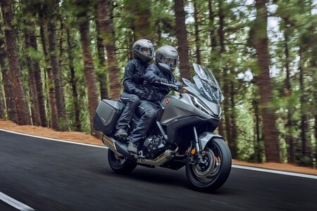 Honda Unveils The NT1100, A Tourer Based On The Africa Twin