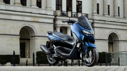 2022 Yamaha NMax 155 Launched In Europe, India Launch Unlikely