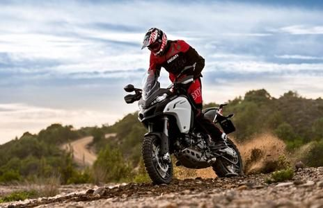 Ducati Multistrada 1200 Enduro Launched In India At Rs 17.44 Lakh