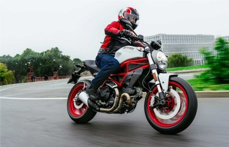 EICMA 2016: Entry-Level Ducati Monster 797 Unveiled