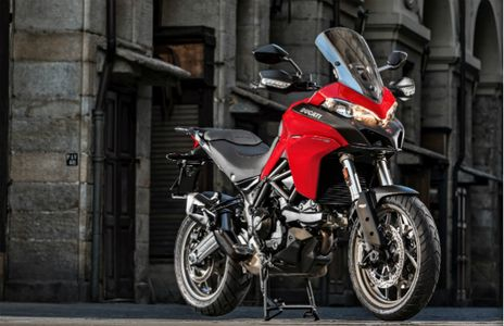 2016 EICMA Motorcycle Show: Ducati unveils Multistrada 950