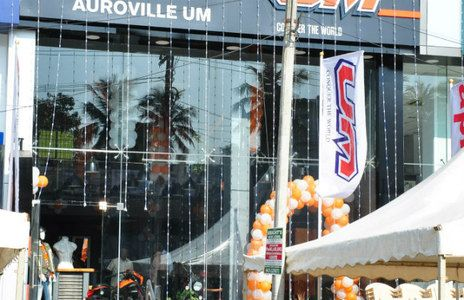 UM Motorcycles Opens Its First Dealership in Pondicherry