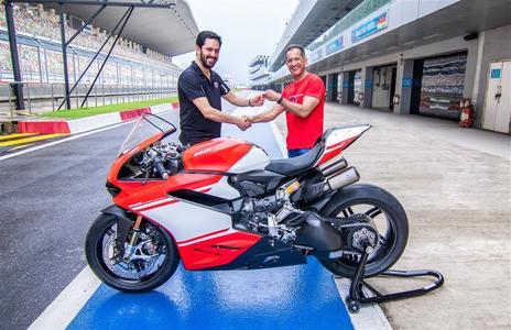 Rs 1.12-Crore Ducati 1299 Superleggera Finds First Indian Owner