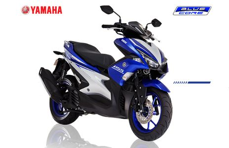 Yamaha Aerox 155 Spied At A Dealership