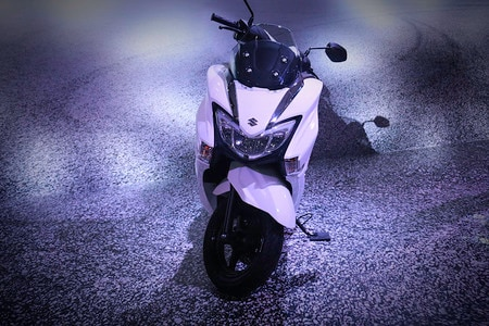 2018 Suzuki Burgman Street 125 Launch Details Disclosed