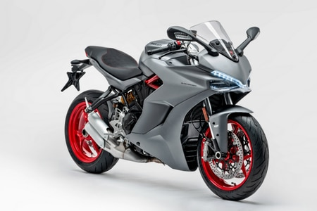Ducati Launches SuperSport In Titanium Grey