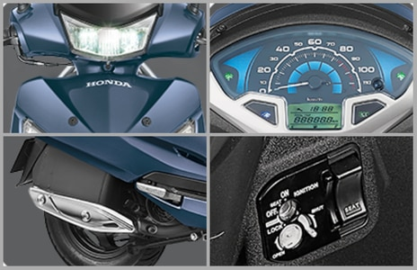 2018 Honda Activa 125 - What's Changed?