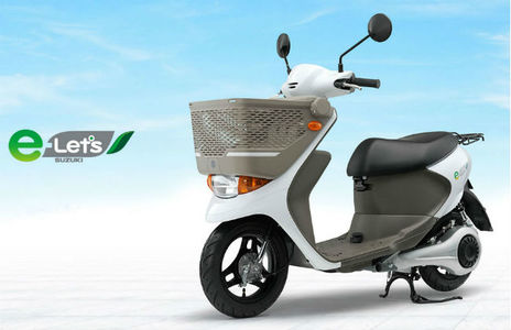 Suzuki to introduce electric two-wheelers in India by 2020