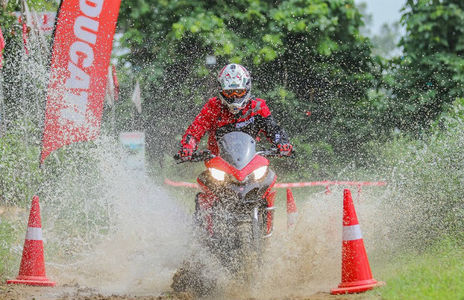 Ducati Concludes 1st DRE-Off Road Days In India