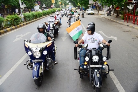 Indian Motorcycle Concludes Independence Day Ride