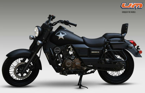 UM Renegade Commando And Sport S Carburetted Variants Launched