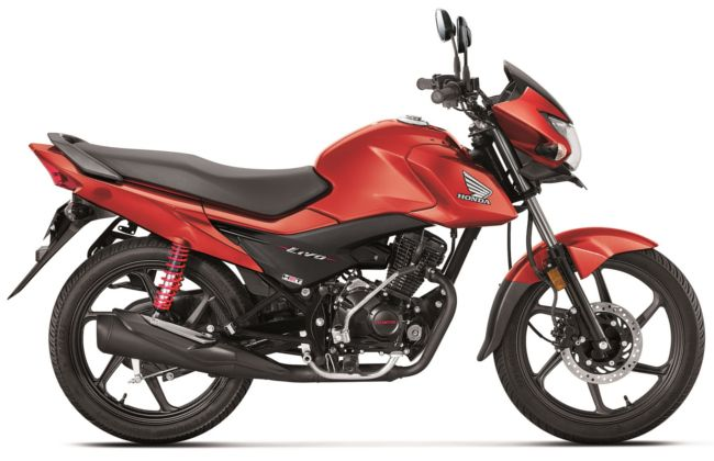 Honda Livo Gets 2 New Colours On Its First Anniversary