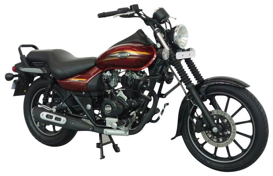 Bajaj Avenger Street Gets 2 New Colours
