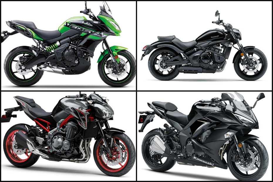 Kawasaki Motorcycles Offers Ninja 1000 Versys 650 Others Get