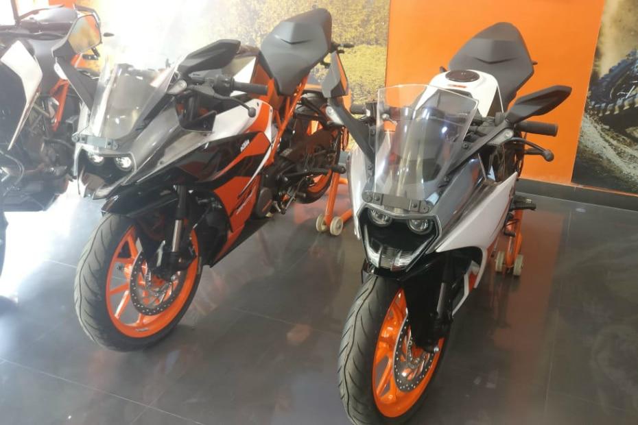 KTM RC 200 Price in Mumbai - RC 200 On Road Price