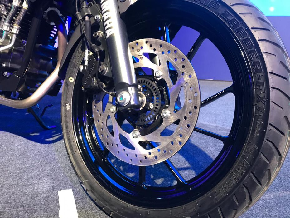 Yamaha To Offer ABS On All Bikes From February