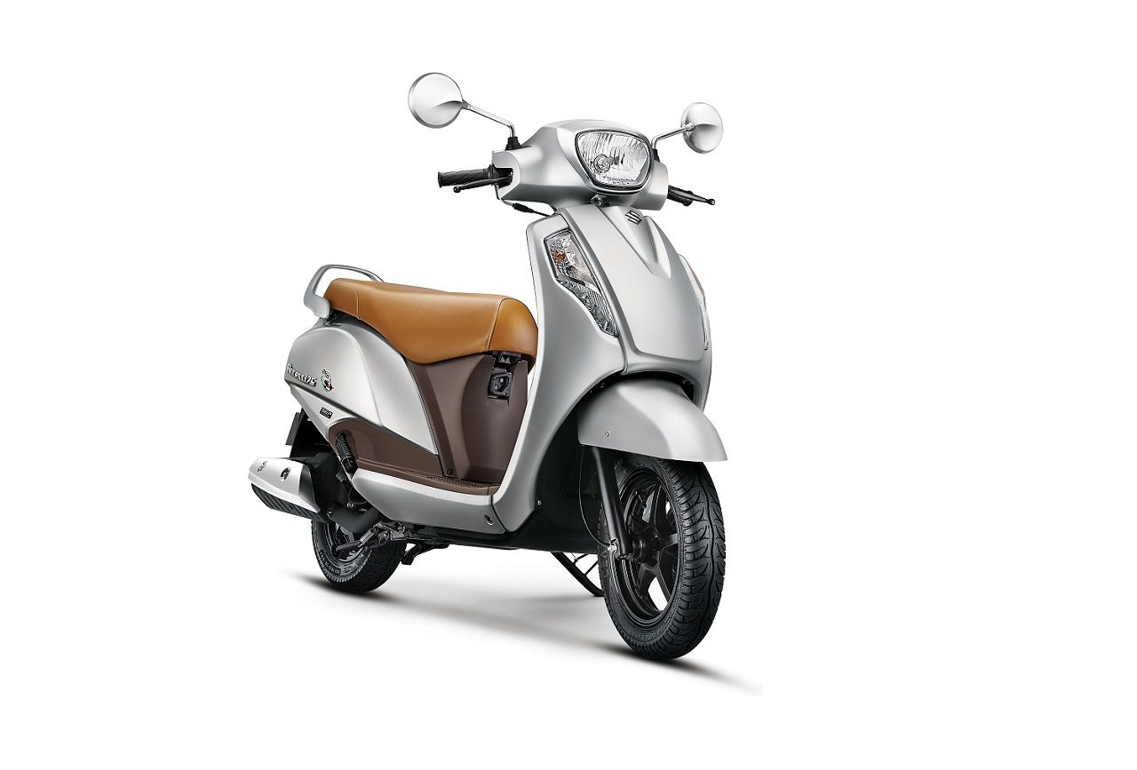 Suzuki Access 125 Beats TVS Jupiter In The Numbers Game
