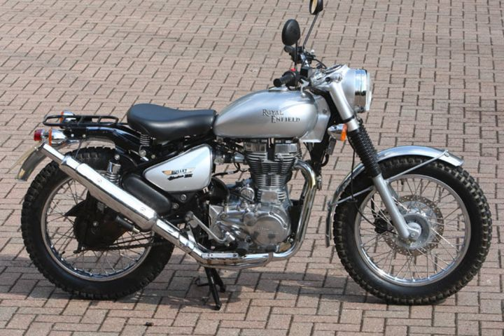 New Royal Enfield Bullet Scramblers To Launch Tomorrow