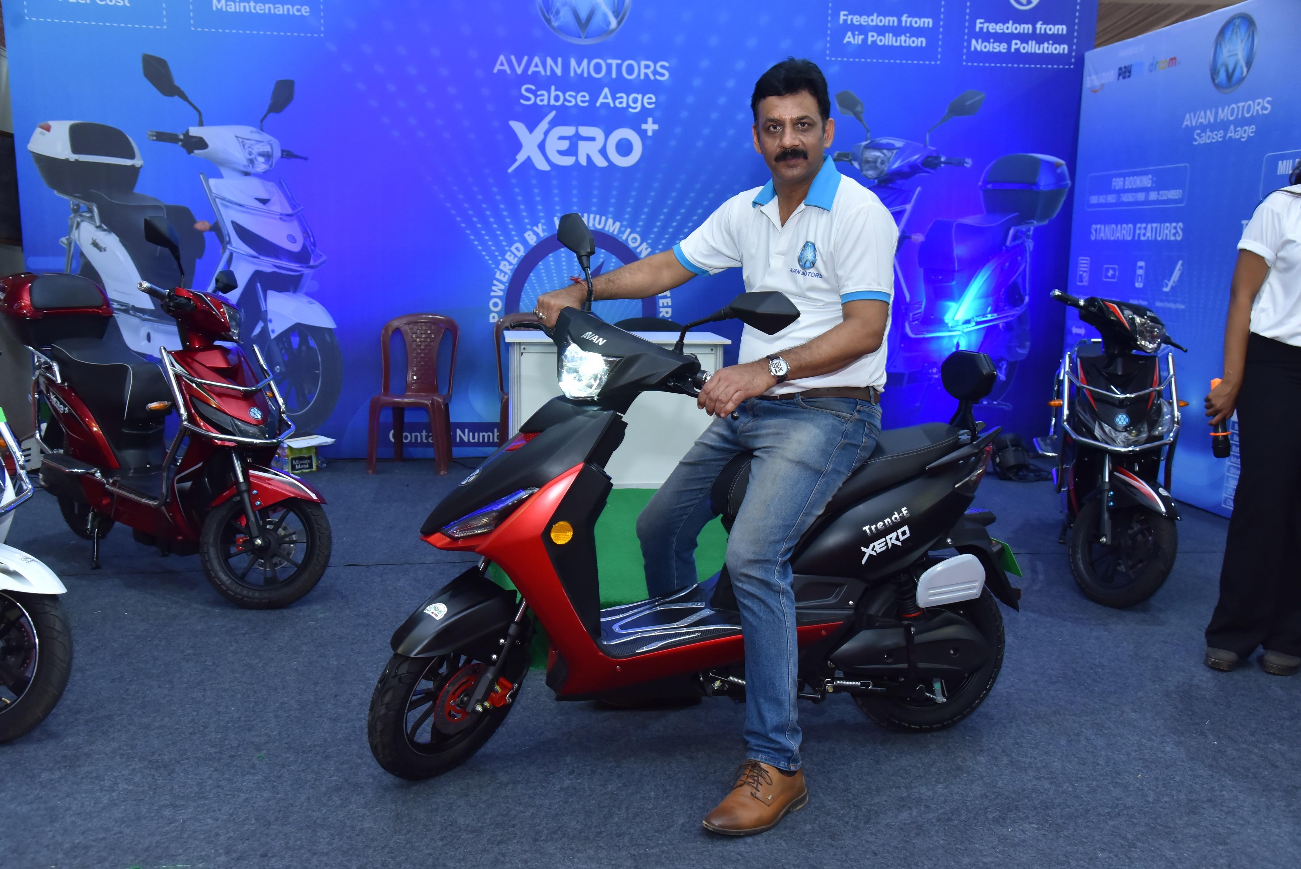 Avan Motors Trend E Launched In India