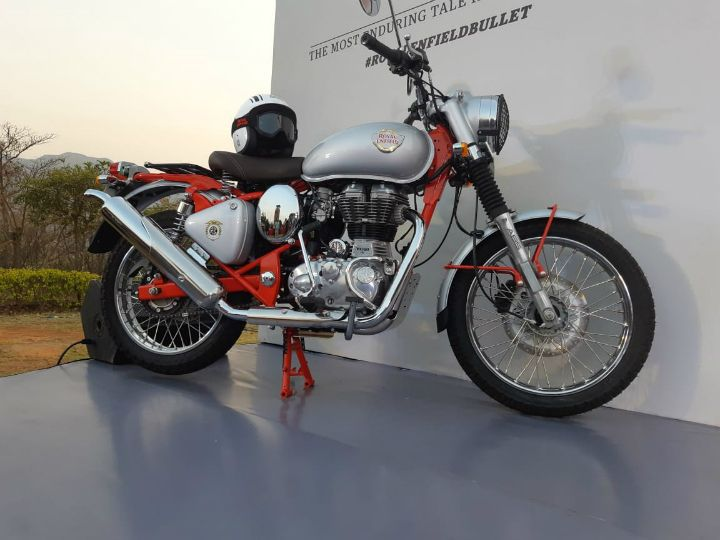 Royal Enfield Launches Bullet Trials 350 And 500