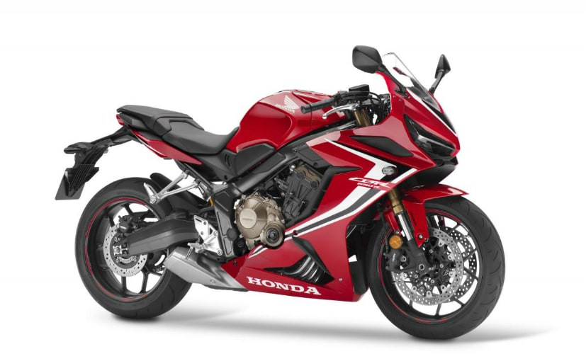 Honda Launches CBR650R, Bookings Open