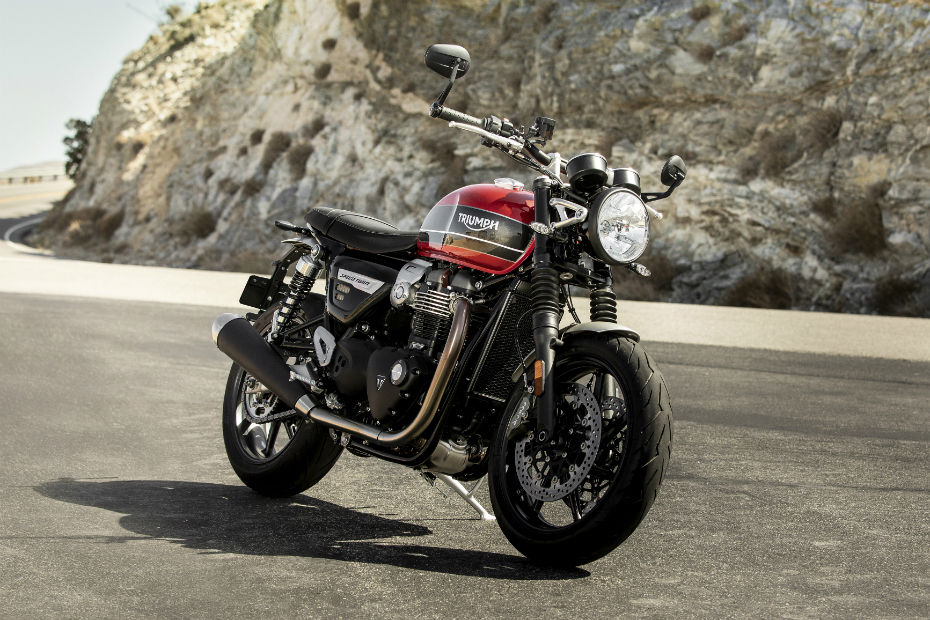 Triumph To Launch Speed Twin Today