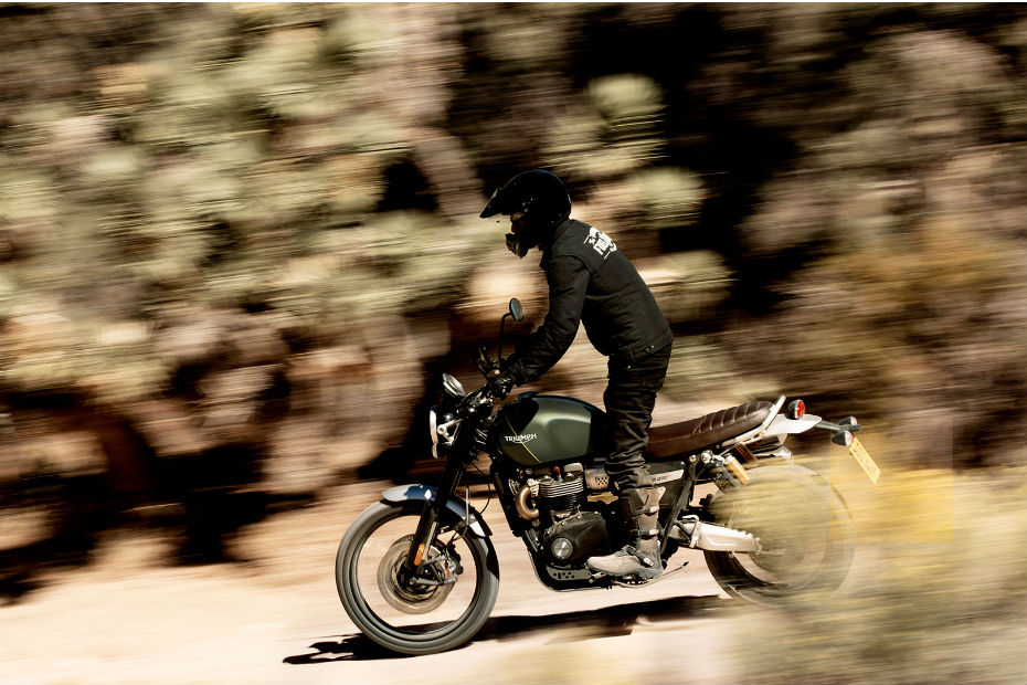 Triumph Scrambler 1200 India Launch On May 28