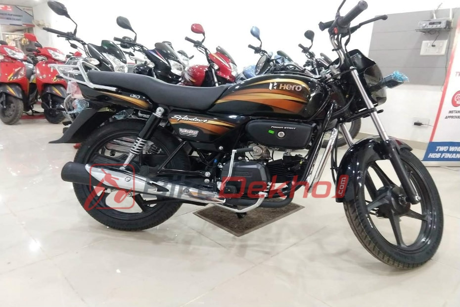 Hero Splendor Plus Price in Siwan - Splendor Plus On Road Price