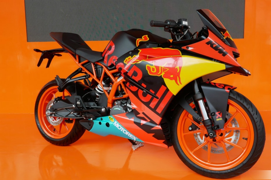 KTM RC 200 Price in Faridabad - RC 200 On Road Price