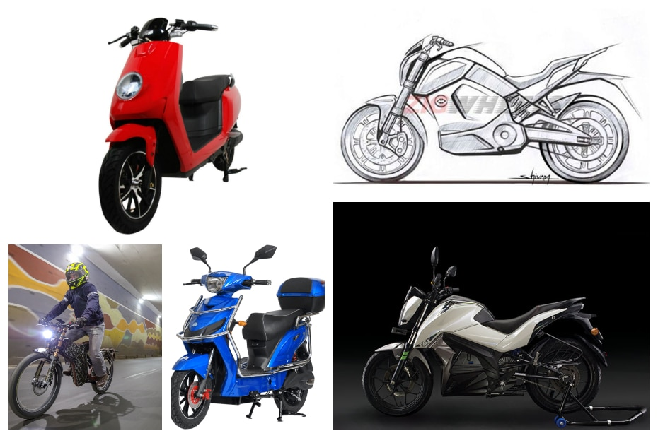 Top 5 Electric Two-Wheeler Startups To Watch Out For: BattRE, Revolt